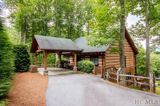 92 Andrews Park Road, Glenville, NC 28736 (MLS #86928) :: Landmark Realty Group