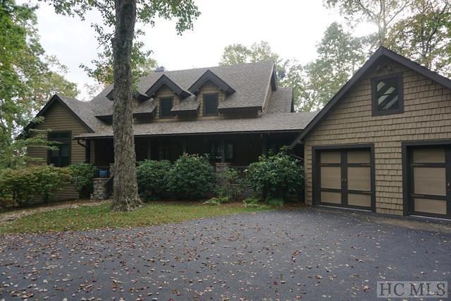 264 Woodland Ridge Road, Highlands, NC 28741 (MLS #86945) :: Landmark Realty Group