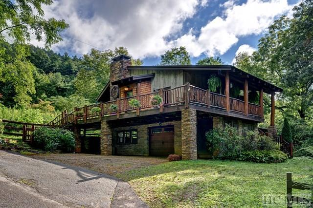 25 Country Squire Lane, Highlands, NC 28741 (MLS #86947) :: Landmark Realty Group