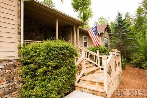 210 Needlepine Lane, Sapphire, NC 28774 (MLS #86962) :: Berkshire Hathaway HomeServices Meadows Mountain Realty