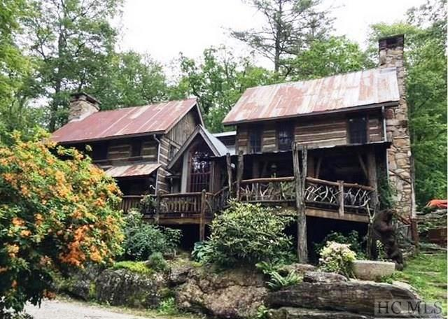 4343 Flat Mountain Road, Highlands, NC 28741 (MLS #86964) :: Berkshire Hathaway HomeServices Meadows Mountain Realty