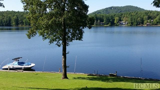 68 Toxaway Point #5, Lake Toxaway, NC 28747 (MLS #86976) :: Lake Toxaway Realty Co