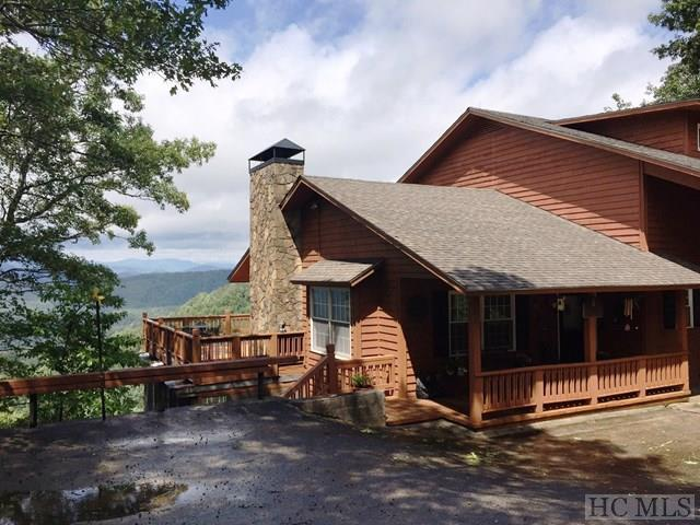 412 Pleasant Mountain Drive, Sky Valley, GA 30537 (MLS #86982) :: Berkshire Hathaway HomeServices Meadows Mountain Realty