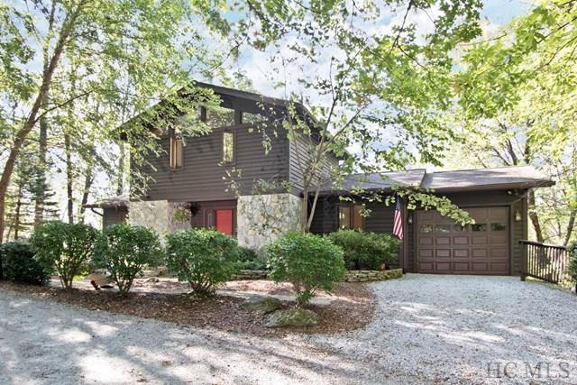 515 High Point Drive, Scaly Mountain, NC 28775 (MLS #86983) :: Berkshire Hathaway HomeServices Meadows Mountain Realty