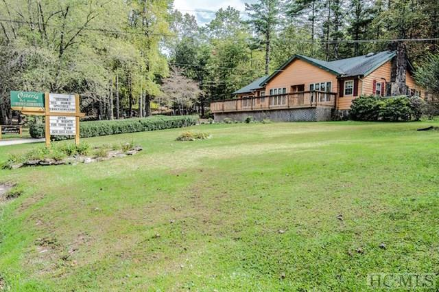 19131 Rosman Hwy, Sapphire, NC 28774 (MLS #87020) :: Berkshire Hathaway HomeServices Meadows Mountain Realty
