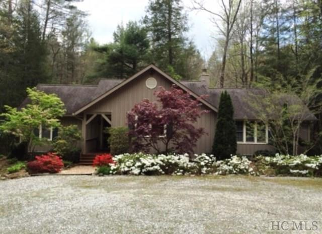 652 Lost Cove Road, Cashiers, NC 28717 (MLS #87023) :: Lake Toxaway Realty Co