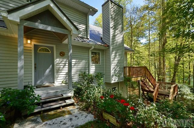 47 Lake Trail, Cullowhee, NC 28723 (MLS #87062) :: Lake Toxaway Realty Co