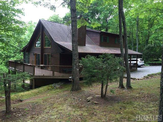 280 Cherokee Circle, Lake Toxaway, NC 28747 (MLS #87092) :: Lake Toxaway Realty Co