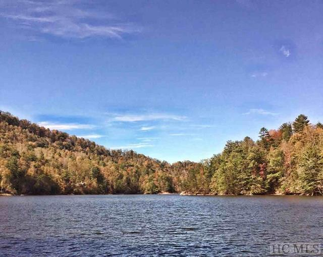 671 Southshore Drive, Tuckasegee, NC 28783 (MLS #87097) :: Berkshire Hathaway HomeServices Meadows Mountain Realty