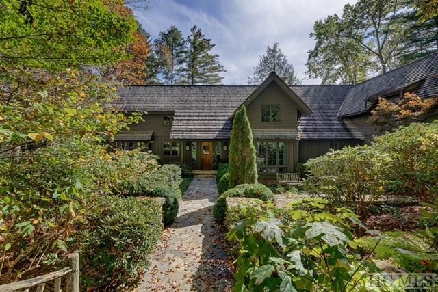 115 Old Still Road, Cashiers, NC 28717 (MLS #87101) :: Lake Toxaway Realty Co