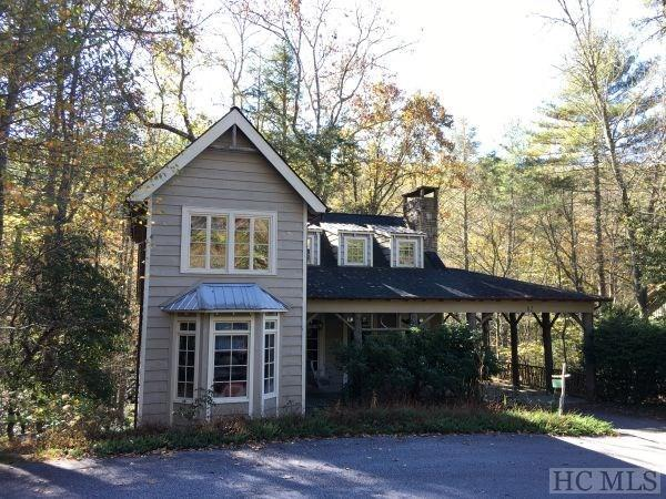 82 Green Haven, Cashiers, NC 28717 (MLS #87106) :: Lake Toxaway Realty Co