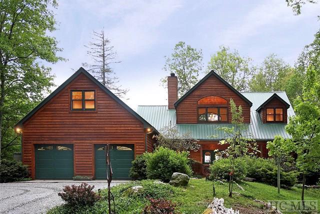 255 Gleneden Lane, Cullowhee, NC 28723 (MLS #87120) :: Landmark Realty Group