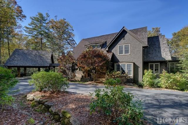 134 Whisper Fade Road, Cashiers, NC 28717 (MLS #87138) :: Berkshire Hathaway HomeServices Meadows Mountain Realty