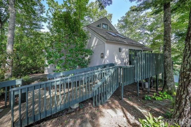 47 Toxaway Point, Lake Toxaway, NC 28747 (MLS #87146) :: Lake Toxaway Realty Co