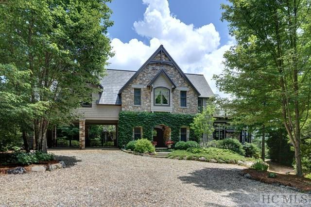 1235 Treasurewood Road, Cashiers, NC 28717 (MLS #87147) :: Berkshire Hathaway HomeServices Meadows Mountain Realty