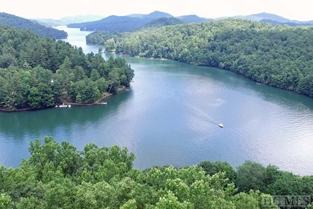 TBD Lake Shore Drive, Cashiers, NC 28717 (MLS #87179) :: Berkshire Hathaway HomeServices Meadows Mountain Realty