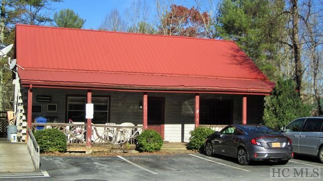 16610 Rosman Hwy, Lake Toxaway, NC 28747 (MLS #87227) :: Landmark Realty Group