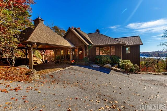 342 Hawk Mountain Road, Lake Toxaway, NC 28747 (MLS #87240) :: Lake Toxaway Realty Co