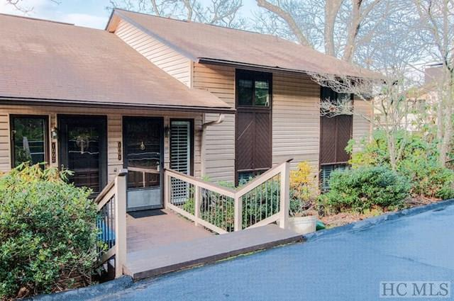 1001 Highlands Mountain Club Drive #2, Highlands, NC 28741 (MLS #87245) :: Berkshire Hathaway HomeServices Meadows Mountain Realty