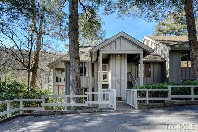 147 Chestnut Cove D, Highlands, NC 28741 (MLS #87246) :: Berkshire Hathaway HomeServices Meadows Mountain Realty