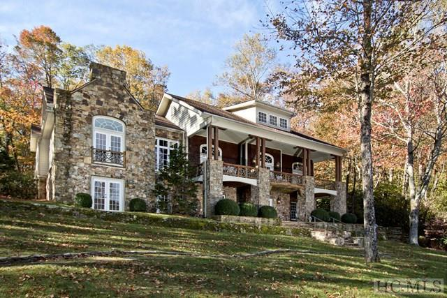 178 Highlands Point, Highlands, NC 28741 (MLS #87252) :: Berkshire Hathaway HomeServices Meadows Mountain Realty