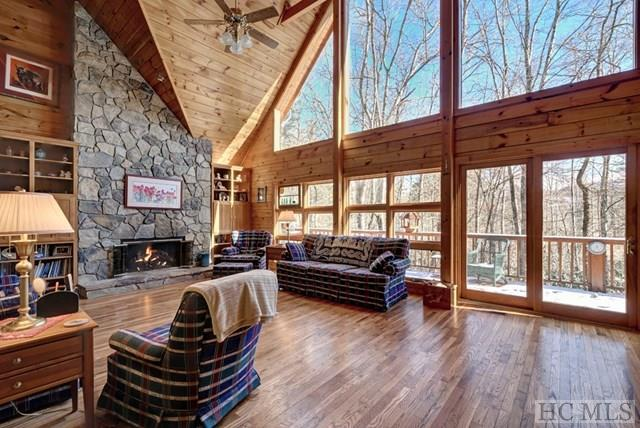 243 Country Club Estates Road, Sapphire, NC 28774 (MLS #87255) :: Berkshire Hathaway HomeServices Meadows Mountain Realty