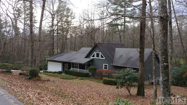 200 Blackberry Trail, Sapphire, NC 28774 (MLS #87266) :: Berkshire Hathaway HomeServices Meadows Mountain Realty