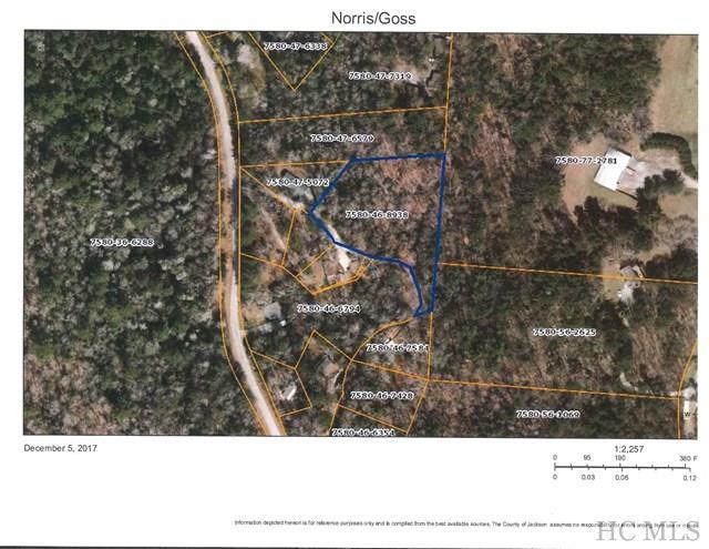 TBD Spur Road, Cashiers, NC 28717 (MLS #87279) :: Lake Toxaway Realty Co