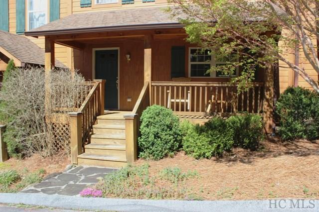 190 Fairway Forest Drive C, Sapphire, NC 28774 (MLS #87283) :: Landmark Realty Group
