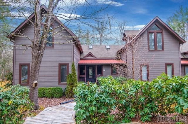 214 Needlepine Lane #1001, Sapphire, NC 28774 (MLS #87296) :: Berkshire Hathaway HomeServices Meadows Mountain Realty