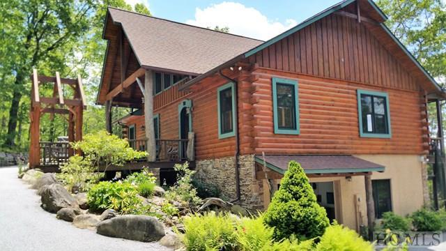 1913 E Bald Rock Drive East, Sapphire, NC 28774 (MLS #87305) :: Lake Toxaway Realty Co