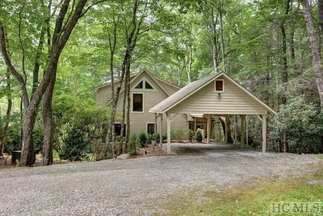 172 Wildwood Forest Trail, Highlands, NC 28741 (MLS #87312) :: Berkshire Hathaway HomeServices Meadows Mountain Realty