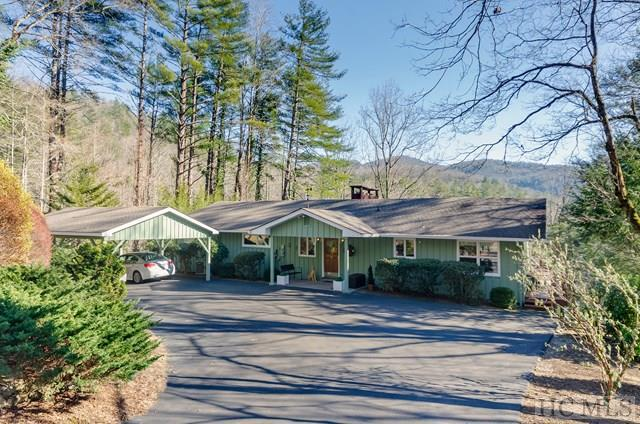 335 Twin Lakes Drive, Cashiers, NC 28717 (MLS #87356) :: Landmark Realty Group