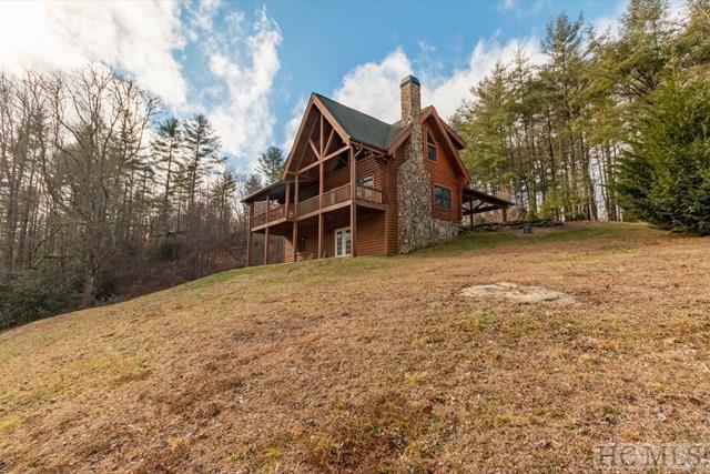 9 Hobnob Lane, Glenville, NC 28736 (MLS #87357) :: Landmark Realty Group