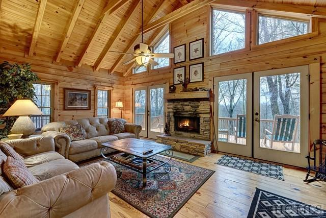 644 Tower Road, Sapphire, NC 28774 (MLS #87386) :: Berkshire Hathaway HomeServices Meadows Mountain Realty