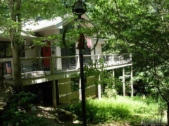 233 Pleasant View Drive, Lake Toxaway, NC 28747 (MLS #87391) :: Berkshire Hathaway HomeServices Meadows Mountain Realty