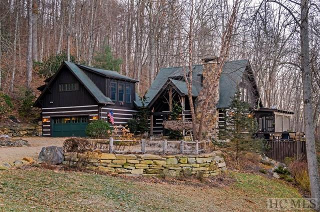 6583 North Norton Road, Cullowhee, NC 28723 (MLS #87397) :: Berkshire Hathaway HomeServices Meadows Mountain Realty