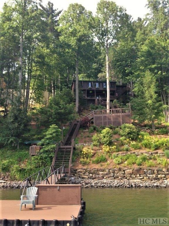 294 Wilderness Trail, Glenville, NC 28736 (MLS #87416) :: Berkshire Hathaway HomeServices Meadows Mountain Realty
