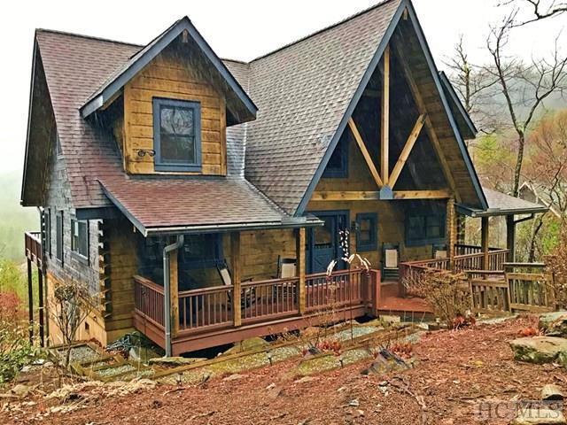 399 Toxaway Court, Lake Toxaway, NC 28747 (MLS #87419) :: Berkshire Hathaway HomeServices Meadows Mountain Realty