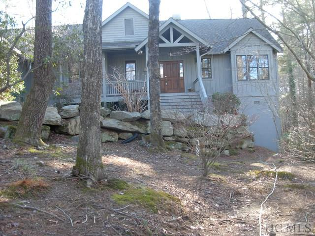 44 Two Ponds Drive, Sapphire, NC 28774 (MLS #87426) :: Berkshire Hathaway HomeServices Meadows Mountain Realty