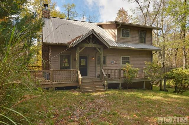 800 Buck Knob, Cullowhee, NC 28723 (MLS #87436) :: Lake Toxaway Realty Co