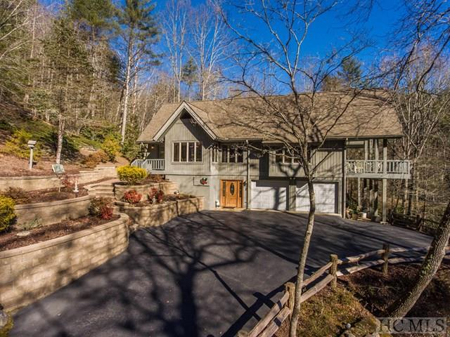808 Gold Creek Road, Sapphire, NC 28774 (MLS #87448) :: Berkshire Hathaway HomeServices Meadows Mountain Realty