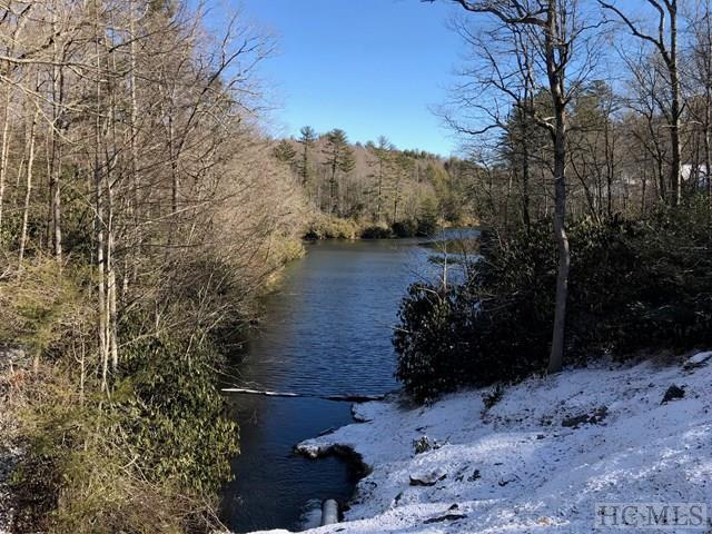 Lot 3 Hiwassee Road, Lake Toxaway, NC 28747 (MLS #87451) :: Berkshire Hathaway HomeServices Meadows Mountain Realty