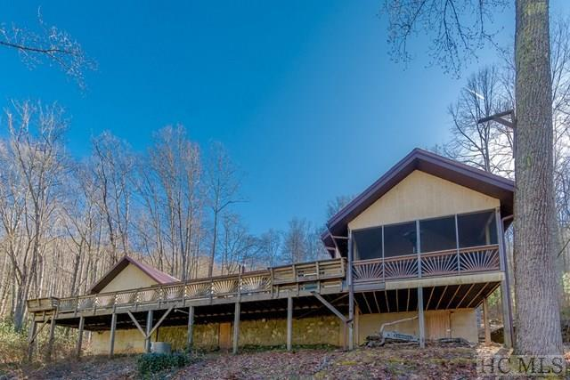 166 Panther Ridge Road, Highlands, NC 28741 (MLS #87458) :: Lake Toxaway Realty Co