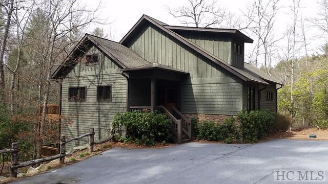 65 Hidden Springs Way, Sapphire, NC 28774 (MLS #87466) :: Berkshire Hathaway HomeServices Meadows Mountain Realty