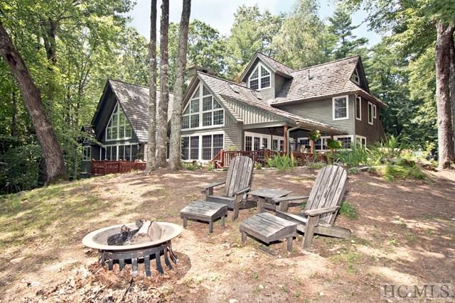 105 Old Cove Road, Highlands, NC 28741 (MLS #87473) :: Berkshire Hathaway HomeServices Meadows Mountain Realty