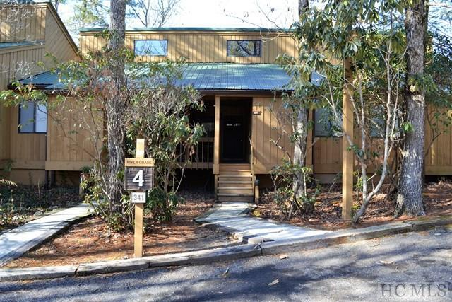 341 Meadow Way #1645, Sapphire, NC 28774 (MLS #87477) :: Lake Toxaway Realty Co