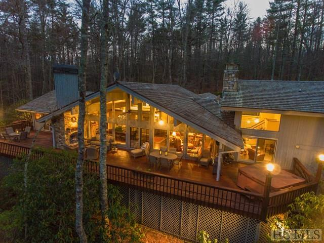 94 Ruffed Grouse Road, Glenville, NC 28736 (MLS #87478) :: Berkshire Hathaway HomeServices Meadows Mountain Realty