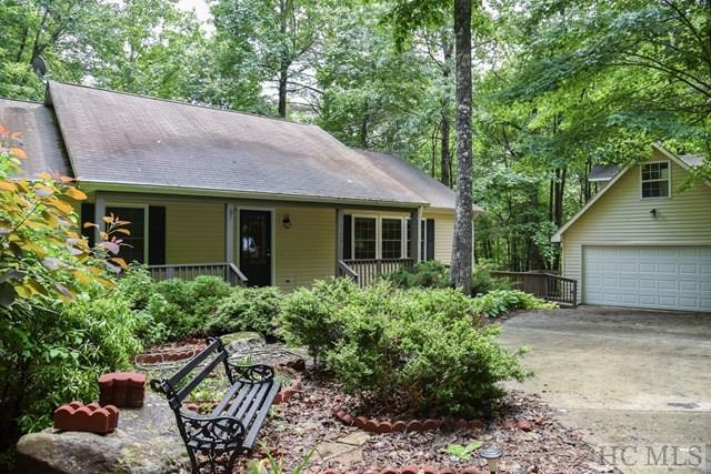 432 Blackberry Trail, Sapphire, NC 28774 (MLS #87486) :: Berkshire Hathaway HomeServices Meadows Mountain Realty