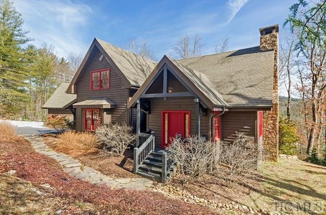 141 Two Ponds Road, Sapphire, NC 28774 (MLS #87487) :: Berkshire Hathaway HomeServices Meadows Mountain Realty